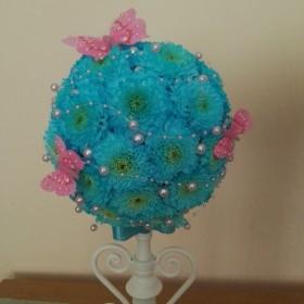 Moje kwiatowe kompozycje:)