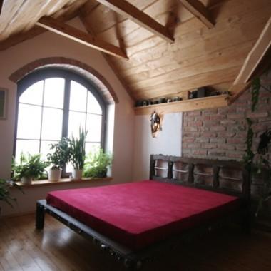 Nasza sypialnia i nowe łóżko
