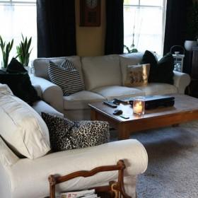 Nowe kanapy w salonie