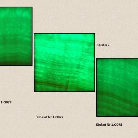Kinkiet Lampa Obraz Witraż Dekoracja z onyksu LED color na PILOT