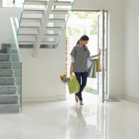 Bezpieczny dom dla Ciebie i twoich dzieci
