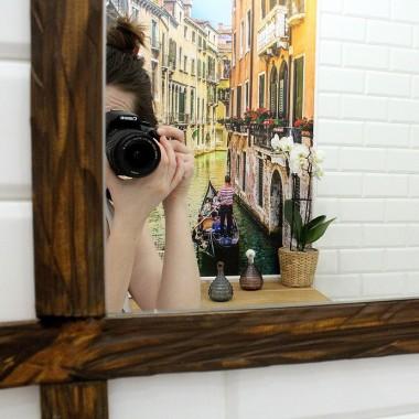 Szczegóły jak wykonać ramę znajdziesz na blogu:http://dekostacja.pl/2018/02/07/jak-zrobic-drewniana-rame-lustra/