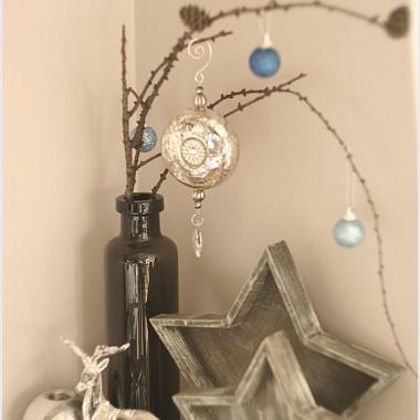 Ozdoby i dekoracje, ale także prezenty wykonane na Boże Narodzenie 2013