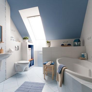 Metamorfoza łazienki w domu jednorodzinnym w Kwirynowie