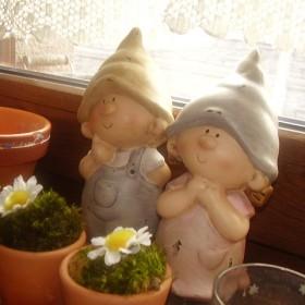 w oczekiwaniu na  pierwsze zwiastuny wiosny:)