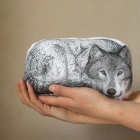 Poduszki ze zwierzętami