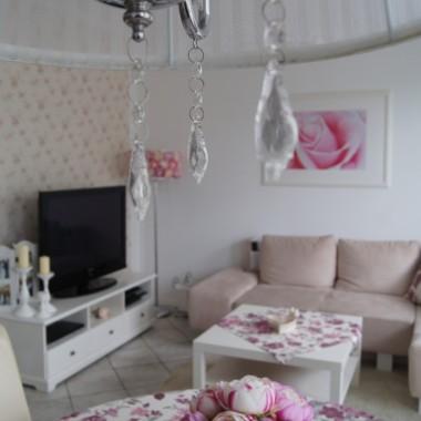 Salon...duży pokój...jak zwał tak zwał...:)