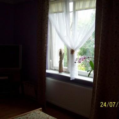 Długo mnie nie było na Deccorii. Malowanie, przestawianie mebli, zmiany....I taka powstała sypialnia.