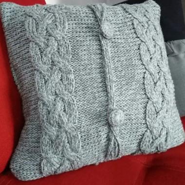 Pierwsza swetrzana przeróbka &#x3B;) będzie więcej.... :)