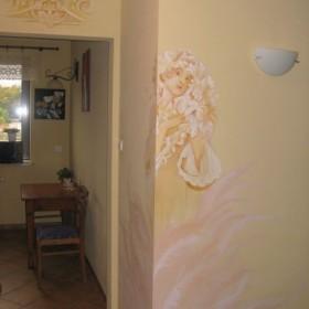 kuchnia malowane ściany