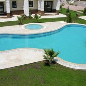 Domowe baseny:)