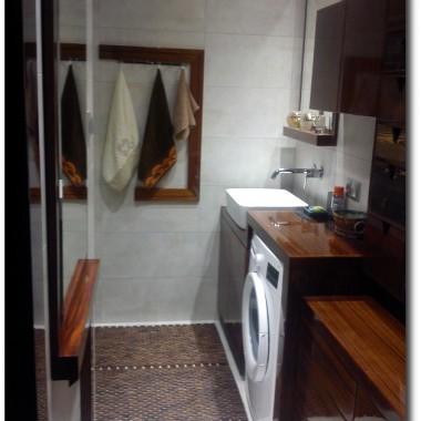 Łazienka na bloku
