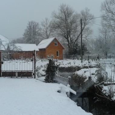 Zima w mojej Agroturystyce