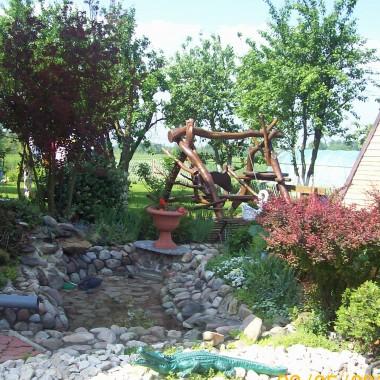 ogród mojej teściowej
