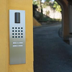 Wysmakowany design, czyli domofony i videodomofony Siedle Steel