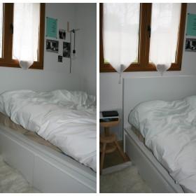 sypialnia Parwie gotowa...
