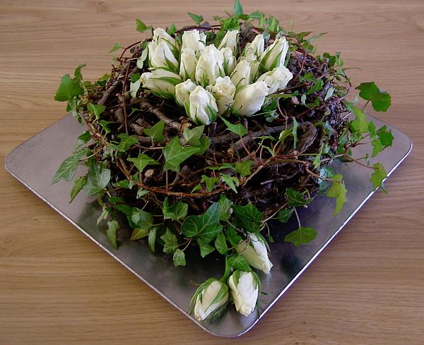 Dekoracje Z Kwiatów Zrób To Sam Deccoriapl