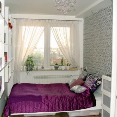 Metamorfoza sypialni :)