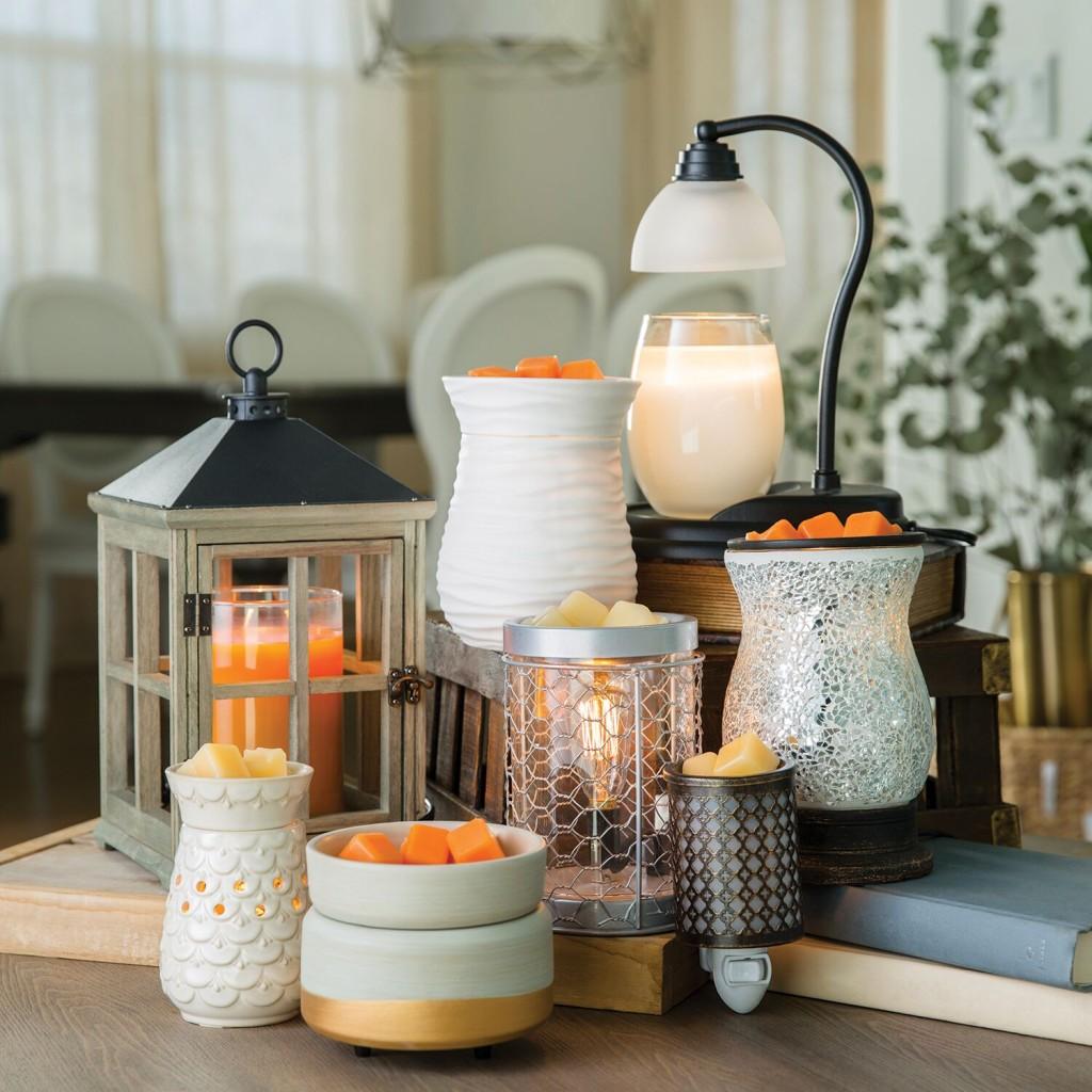 Dekoracje, Candle Warmers