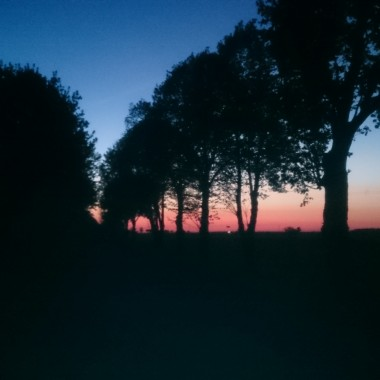 Ciemna nocka mnie dogoniła &#x3B;)
