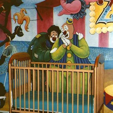Murale - Pokoje dziecinne