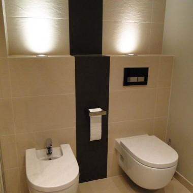 Mała łazienka- Realizacja projektu 2011!!!