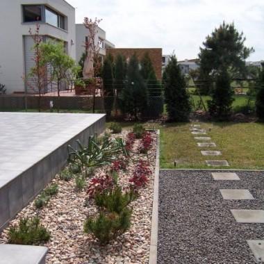 ogrody wykonane przez nas...