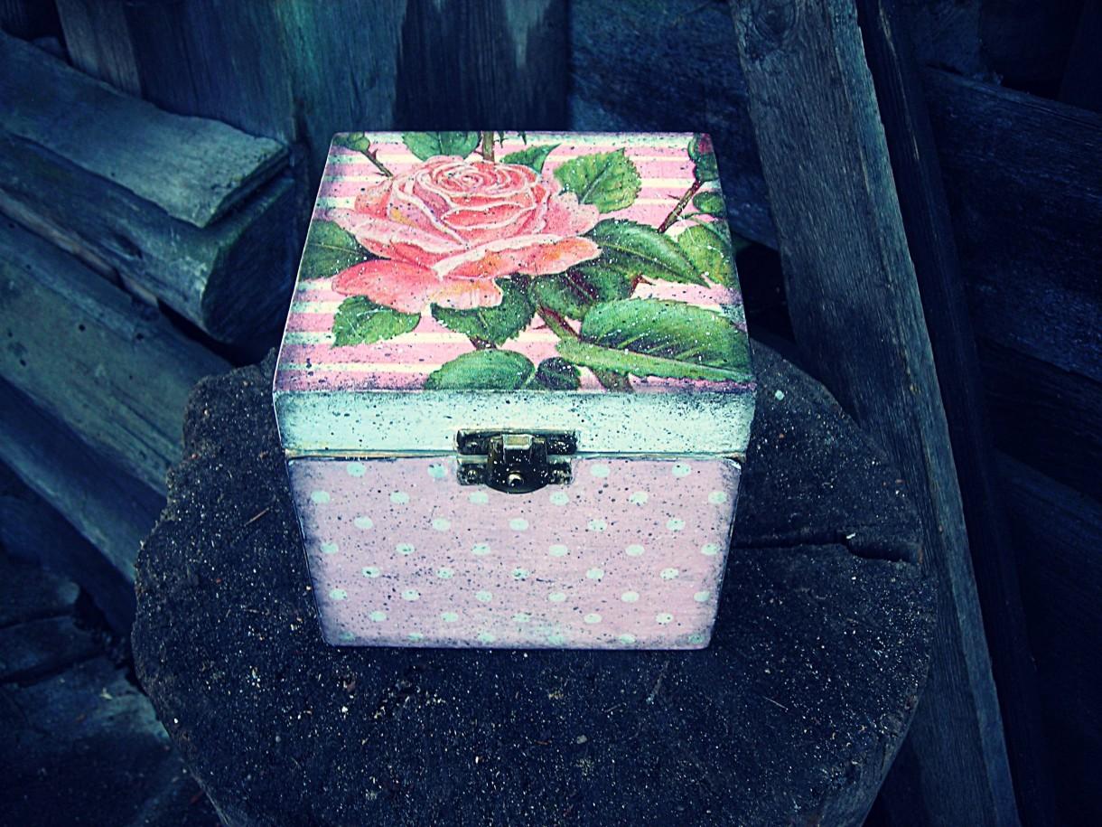 Dekoracje, szkatułki