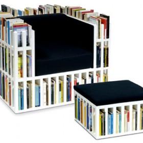 Dom książki w domu