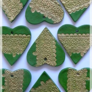 zieleń na srebrną choinkę