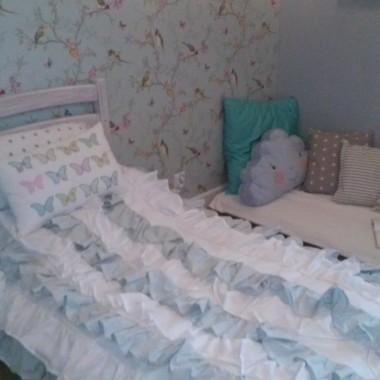 Pokój córki - część sypialniana