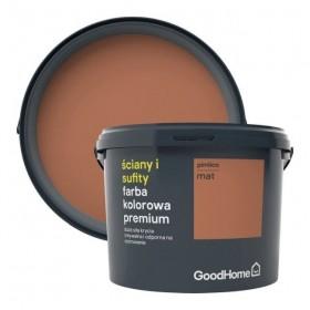 Farba kolorowa GoodHome premium ściany i sufity 2,5 l, kolor pimlico, Castorama