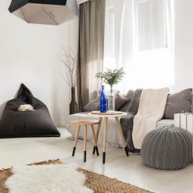 Łóżko z palet  - Skandynawskie piękno drewna