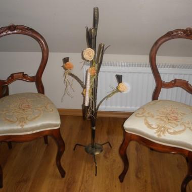 .....krzesła....ujrzałam je i po prostu musiałam kupić:)))
