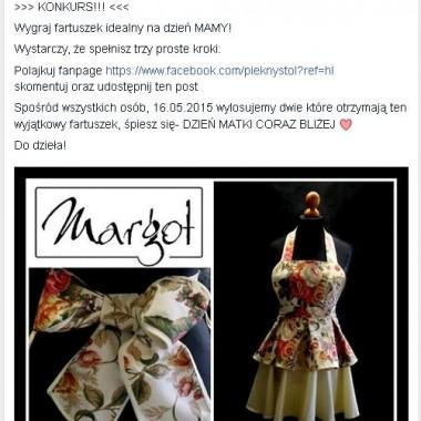 wejdź na stronę https://www.facebook.com/pieknystol i weź udział w konkursie