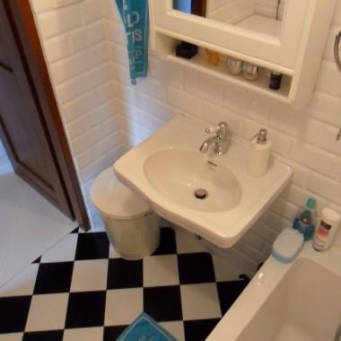 Kuchnia i łazienka