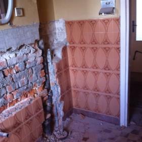Mała łazienka krok po kroku