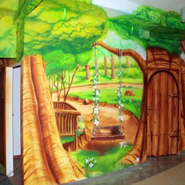Promenada Wawa, sala zabaw dla dzieci