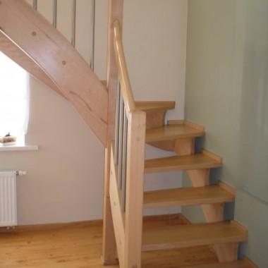 Poddasze , schody