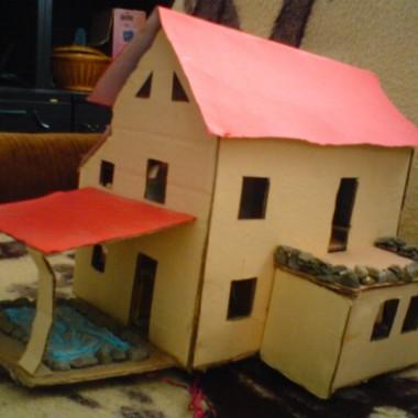Makieta domu 1