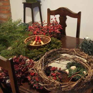 ... czas zaczynać świąteczne przygotowania ...