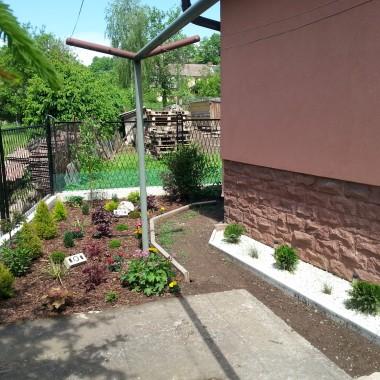 Ogródek ....poprawiamy