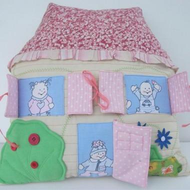 Poduszki dla dzieci.