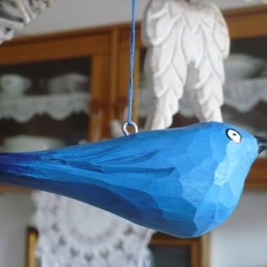 .............a to ostatni zakup z Jarmarku , niebieski ptaszek..............