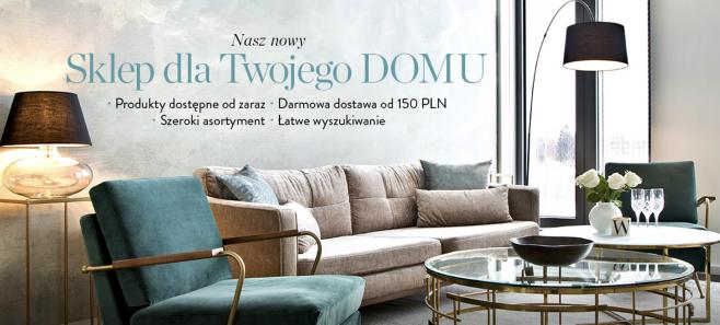 WestwingNow.pl – nowy sklep dla miłośników pięknych wnętrz
