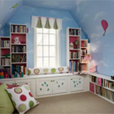 Niezwykłe pokoje dziecięce