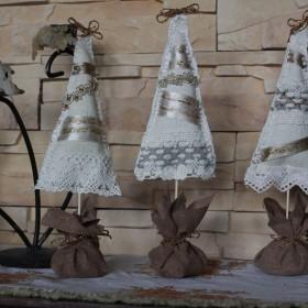 Choinki i świąteczne słodkości...