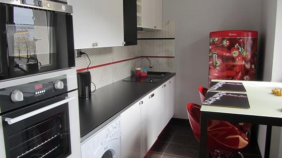Zdjęcie 67 W Aranżacji M1 Wąska Kuchnia Zamiana Położenia