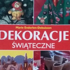 """Rozwiązanie konkursu: """"Wygraj książkę Dekoracje Świąteczne"""""""
