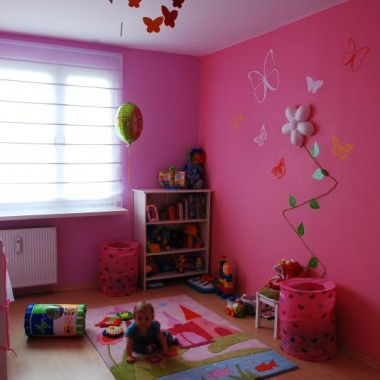 Pokój Amelki:)
